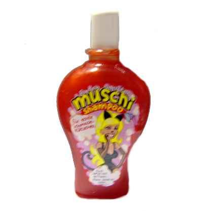 Last minute geschenkidee muschi shampoo im shop for Mobilya megastore last minute