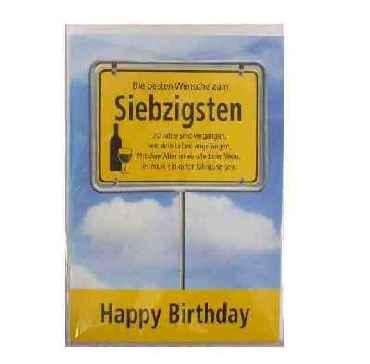 70 geburtstag deko geschenke dekoartikel und geschenkartikel zum 70 geburtstag - Dekoration zum 70 geburtstag ...