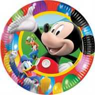 Mickey Mouse Pappteller