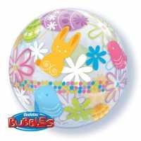 folienballon bubble ostern im shop. Black Bedroom Furniture Sets. Home Design Ideas