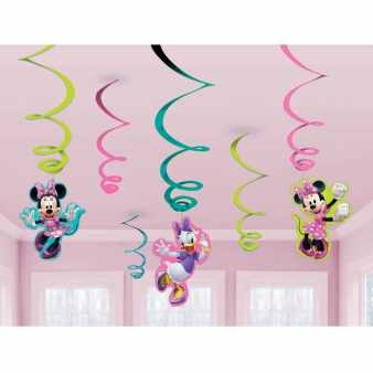 Minnie Mouse & Co. Swirl Girlande