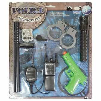 Polizei Accessories Set