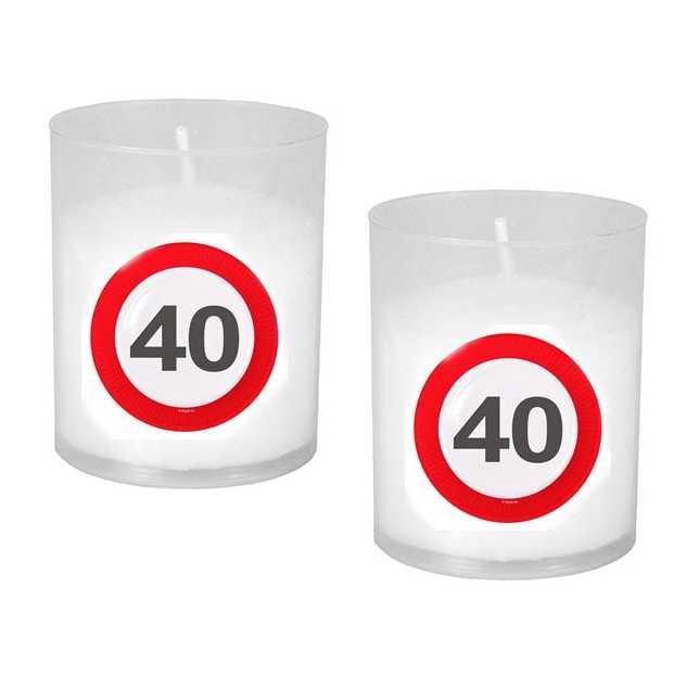 40 geburtstag geschenke deko dekoartikel und geschenkartikel zum 40 geburtstag 3. Black Bedroom Furniture Sets. Home Design Ideas