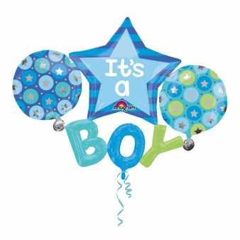 Its a boy XXL Folienballon