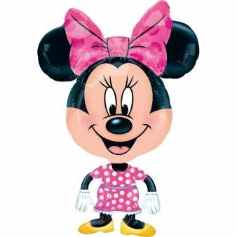 Airwalker Folienballon Minnie