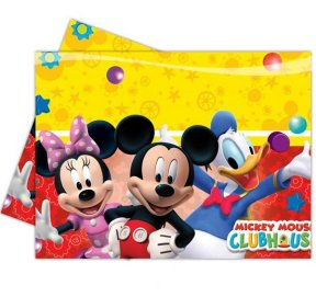 Mickey Mouse Club House Tischdecke