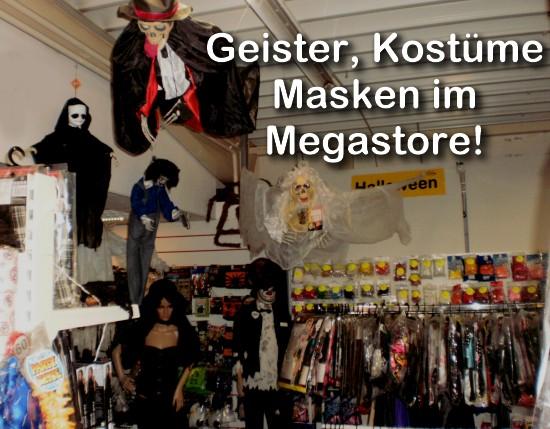 Halloween shop neue dekoration f r die halloween party for Dekoladen hannover