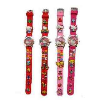 Hello Kitty Armbanduhr Kids