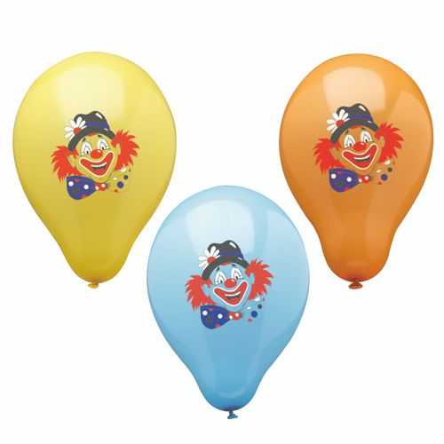 Clown Luftballons