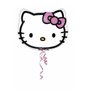 Hello Kitty Folienballon Kopf