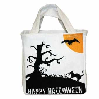 Halloween Trick & Treat Tasche