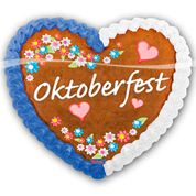 Oktoberfest LED Ansteckbutton