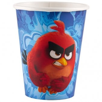 Angry Birds Pappbecher