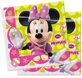 Minnie Mouse Servietten