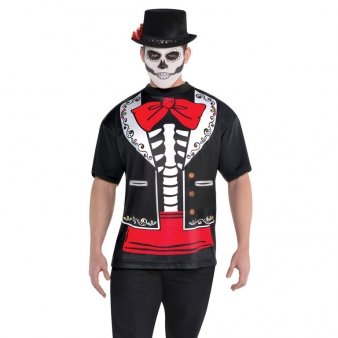 T-Shirt Day of the Dead