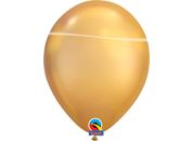 Luftballon SATIN Fashion, gold