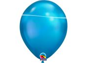 Luftballon SATIN Fashion, blau