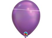 Luftballon SATIN Fashion, lila