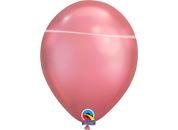 Luftballon SATIN Fashion, rose