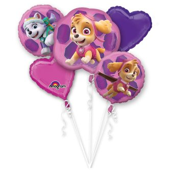 Paw Patrol Pink Bouquet