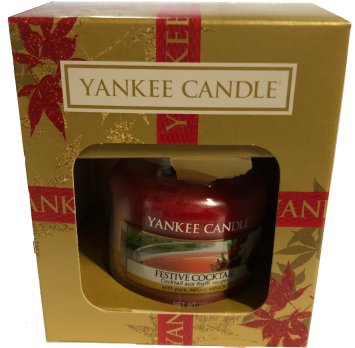 Yankee Candle - Jar Festive Cocktail